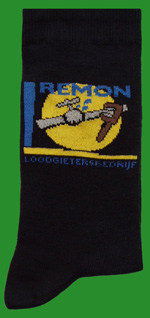 Remon logo socks